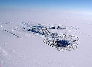 canadian diamond mine